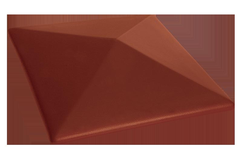Шапки за огради Note of cinnamon (06)