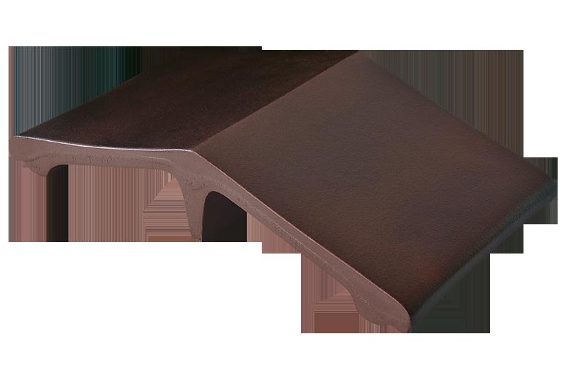Удължител на шапки за огради Volcanic black (18)Drop of calvados (21)