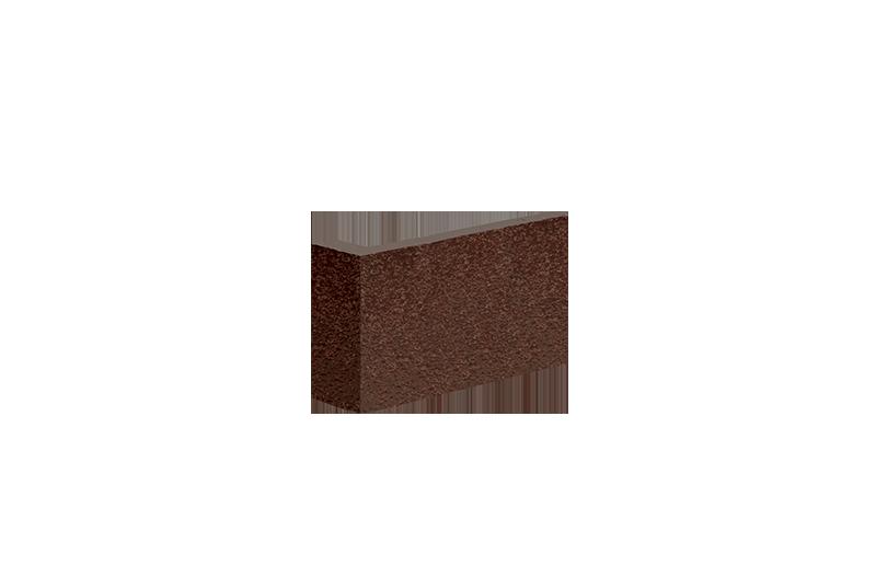 Клинкерна ъглова плочка Brown-glazed (02)
