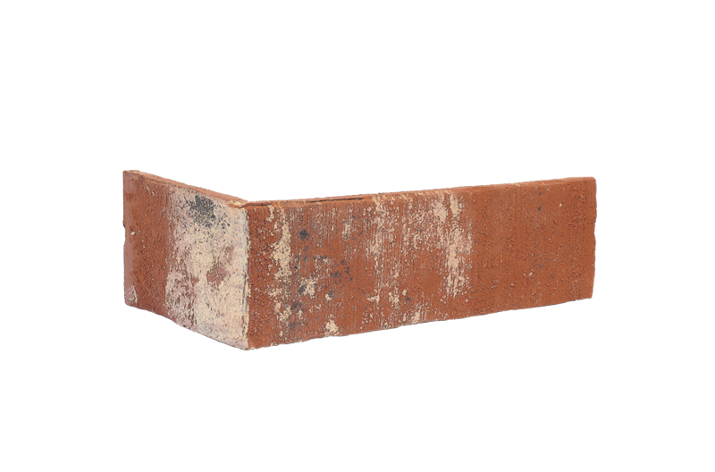 Клинкерна ъглова плочка Red rock (HF12)