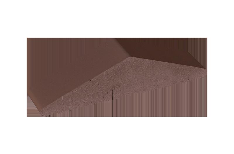 Профили за огради Natural brown (03)