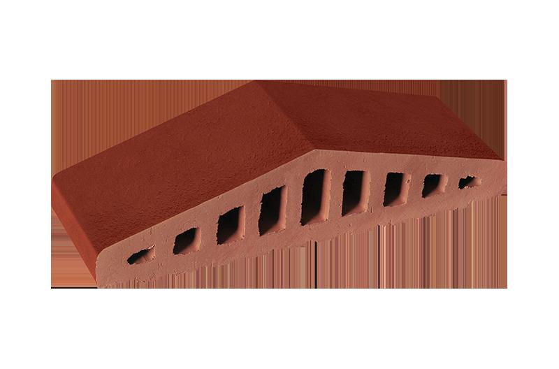 Клинкерен профил за ограда Note of cinnamon (06)