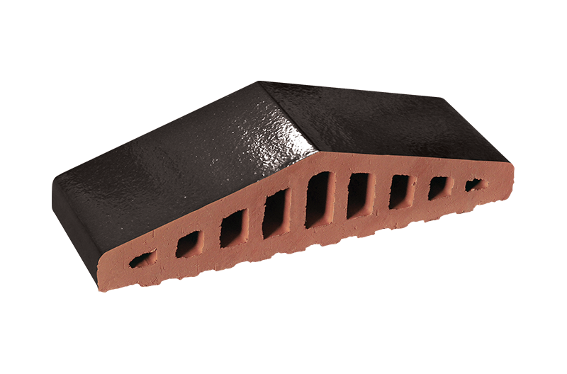 Клинкерен профил за ограда Onyx black (17)