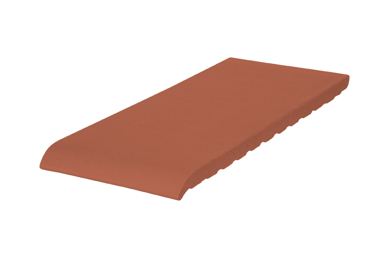 Клинкерен подпрозоречен елемент Ruby red (01)