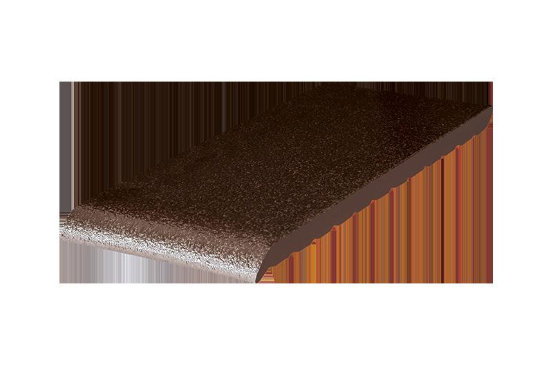 Клинкерен подпрозоречен елемент Brown-glazed (02)