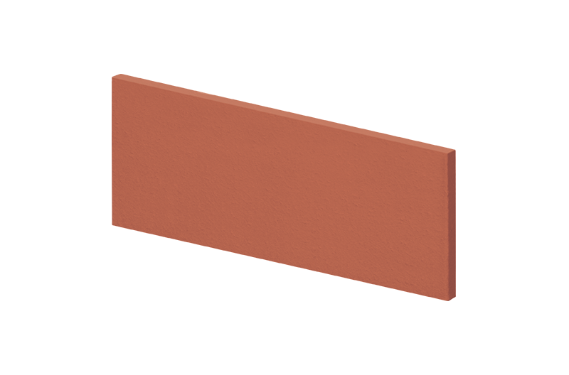 Клинкерна подова плочка  Ruby red (01)