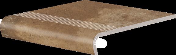 Клинкерно стълбищно стъпало Piatto Terra V-shape