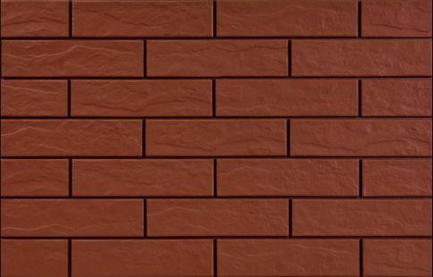 Клинкерни фасадни плочки Rot