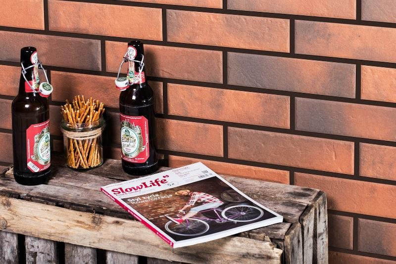 Фасадни плочки Retro Brick chili