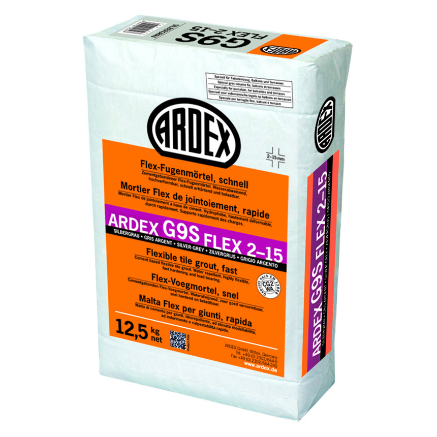 Фугираща маса ARDEX G9S Flex 2-15