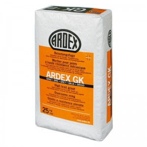 ARDEX GK за фуги над 4 мм